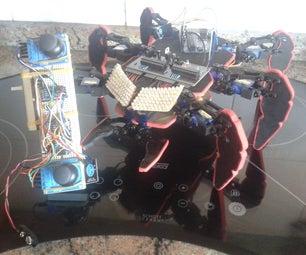 DIY Remote Controller for Hexdrake