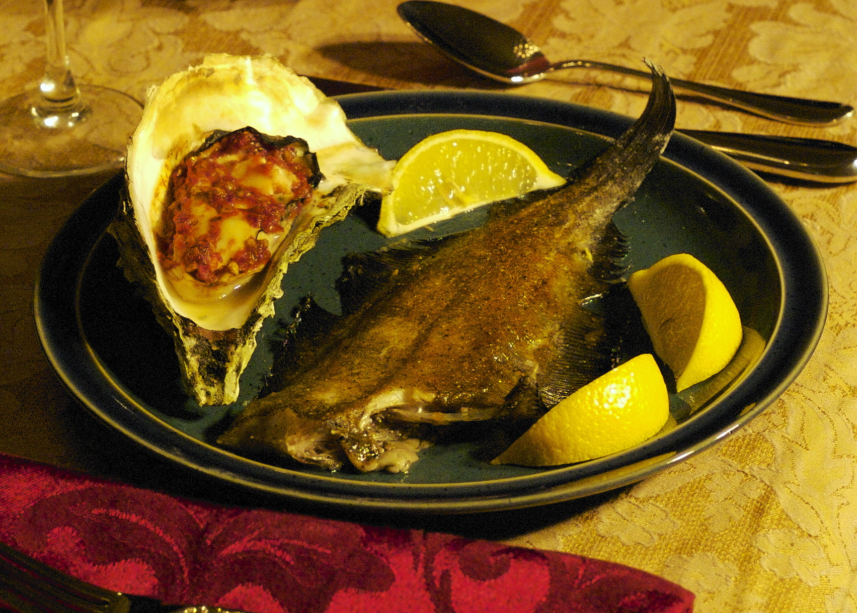 How to Cook and Clean a Flounder