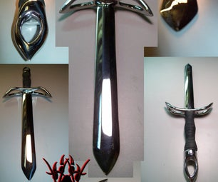 Swords, Daggers, and Axes