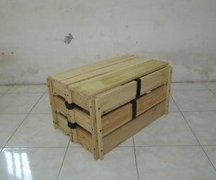 A Crate Called A-U