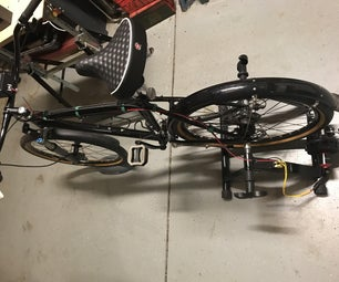 750 Watt Human Powered Battery Charger