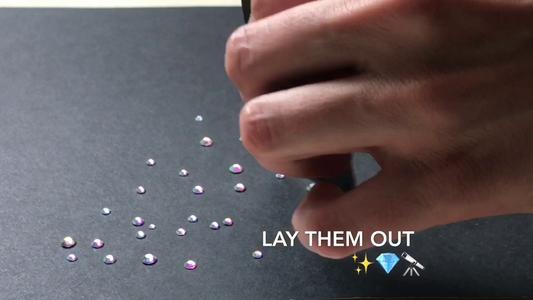 Arrange Your Stones!