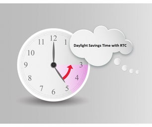 Adding Daylight Savings Time to Your RTC