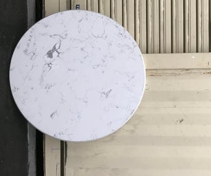 Machine & Material Test: Marble on the Waterjet