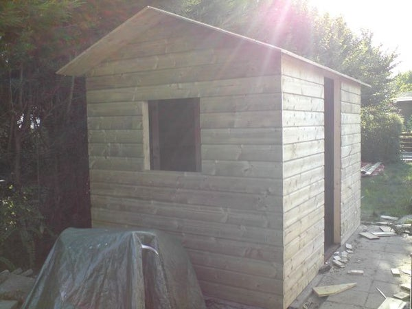 Garden/Tool Shed