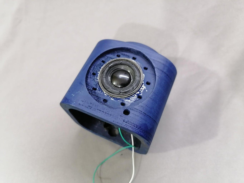Insert Speaker on Main Body Front Side