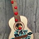 Paper Guitar Gift Box
