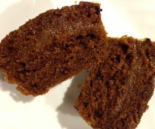 Nutella Pumpkin Surprise Cupcakes (Gluten Free)