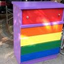 Paint a Child's Dresser