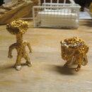 Tin Foil Figurines