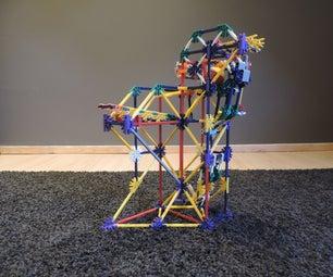 Knex Ball Machine Element: the Scale
