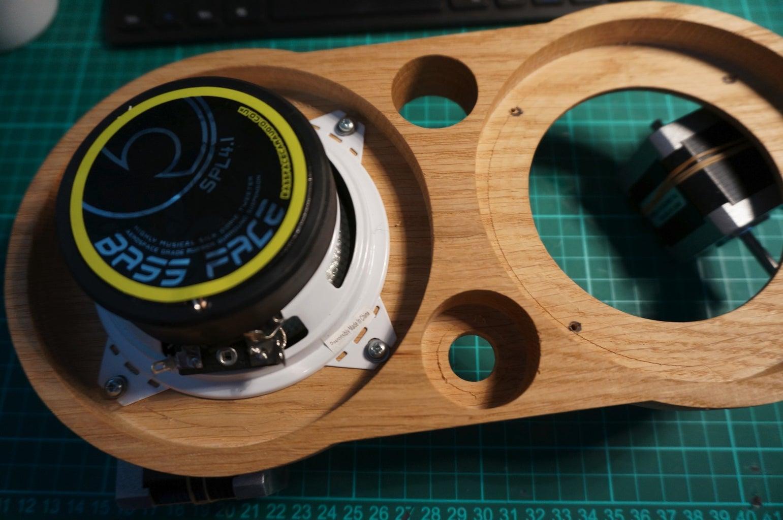 Assembling the Sound Box
