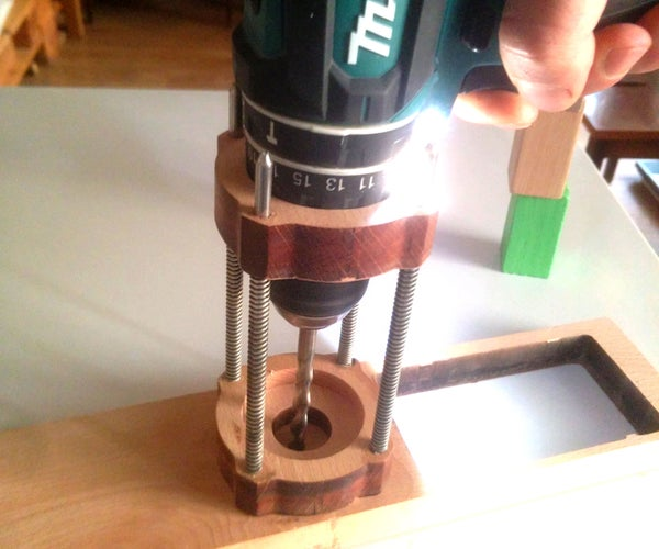 Drill Perpendicular