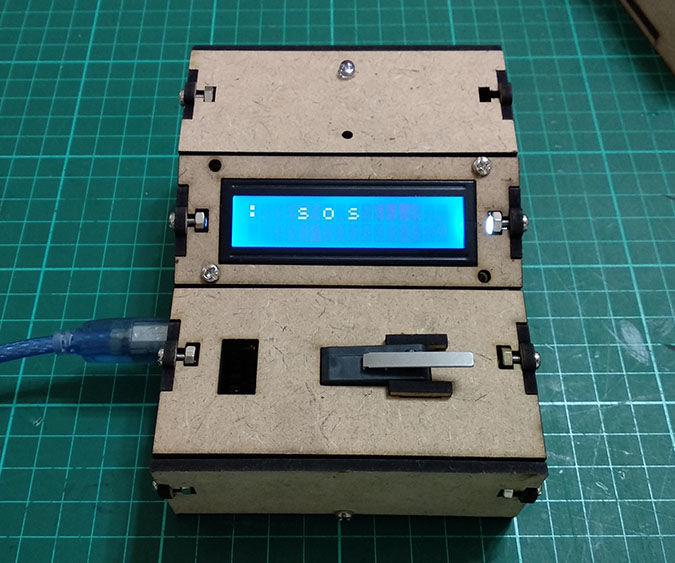 Morse Transmitter