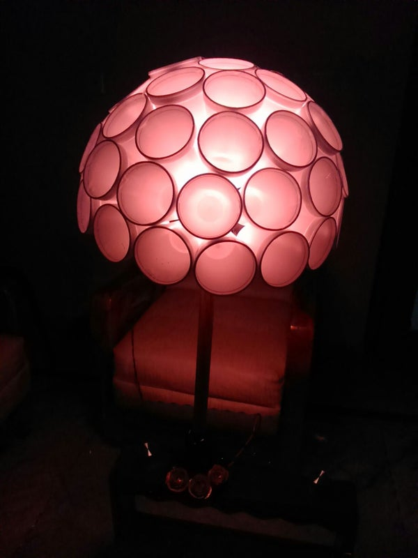DIY Handmade Table Lamp