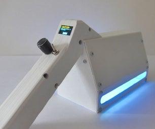 DIY Ultraviolet Sterilization Device (UVClean)