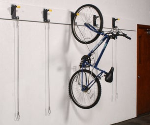 Setting Up Your Bicycle for Storage