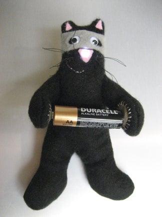 Cat Burglar Joule Thief