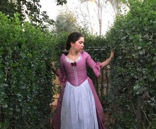 18th Century Dress (Robe À L'Anglaise)