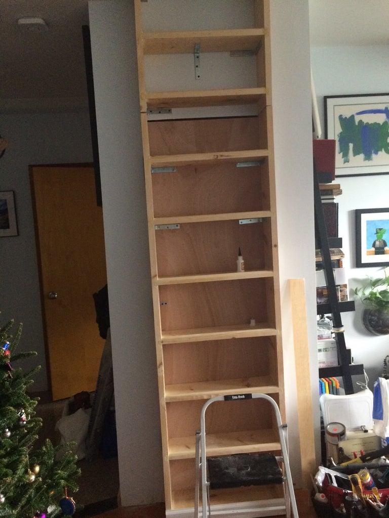 Prepare Top Shelf