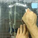How to Apply 2-Way Mirror Film on Glass and Plexiglass