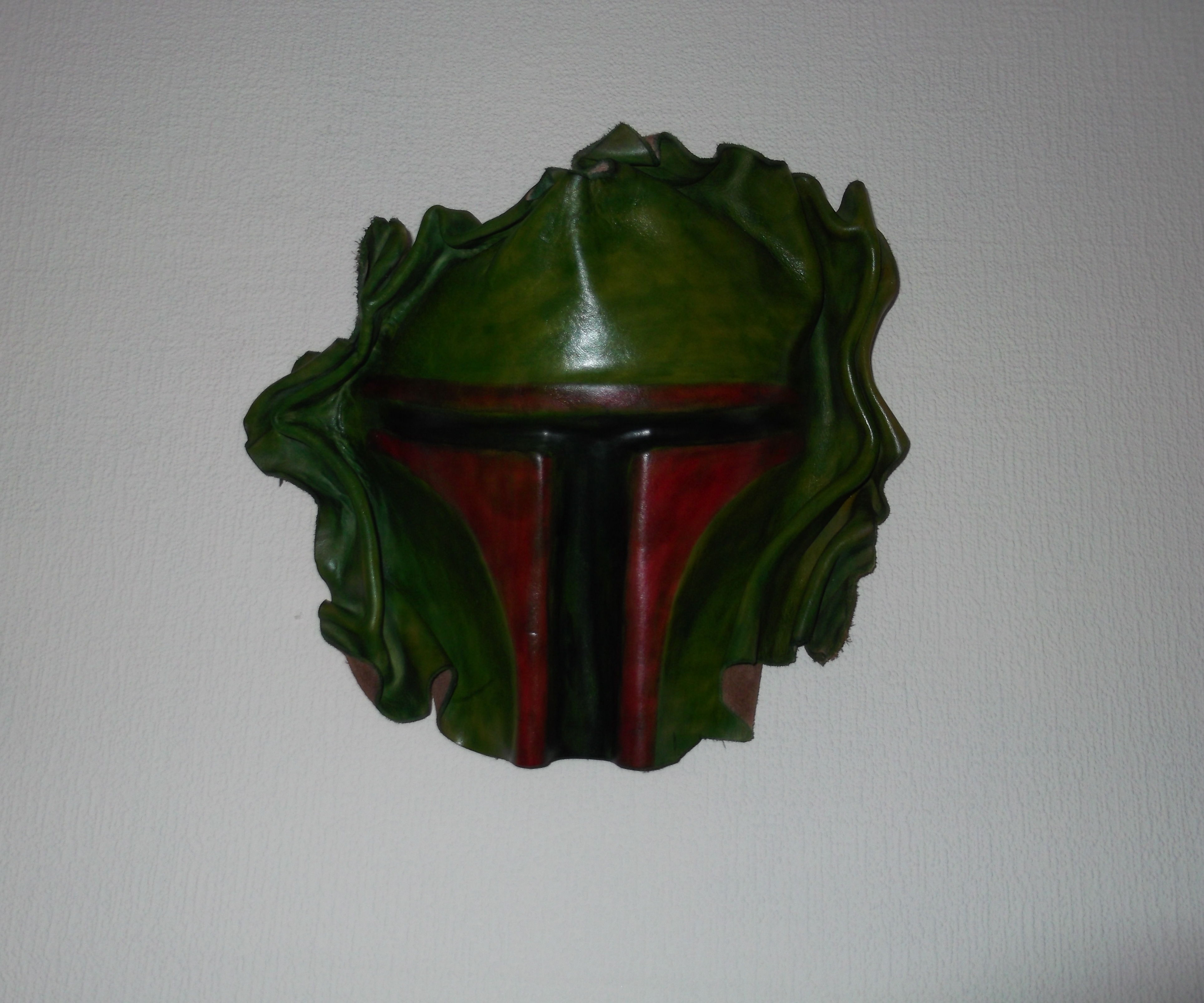 Star Wars Leather Mask Wall Art