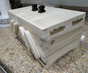 Birthday Gift Sewing Box