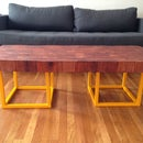 Redwood Coffee Table