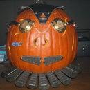 The Making of a Steampunk Pumpkin