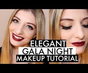 Elegant Gala Night Makeup Tutorial