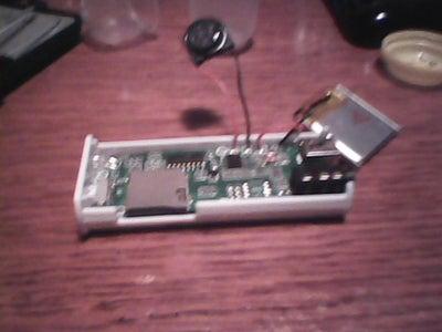 Modifying the MP3.