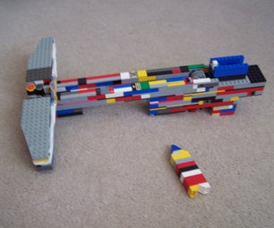 The C3.2 Lego Crossbow-Rocket Launcher