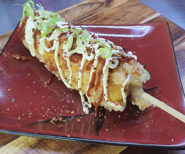 Korean Hotdog