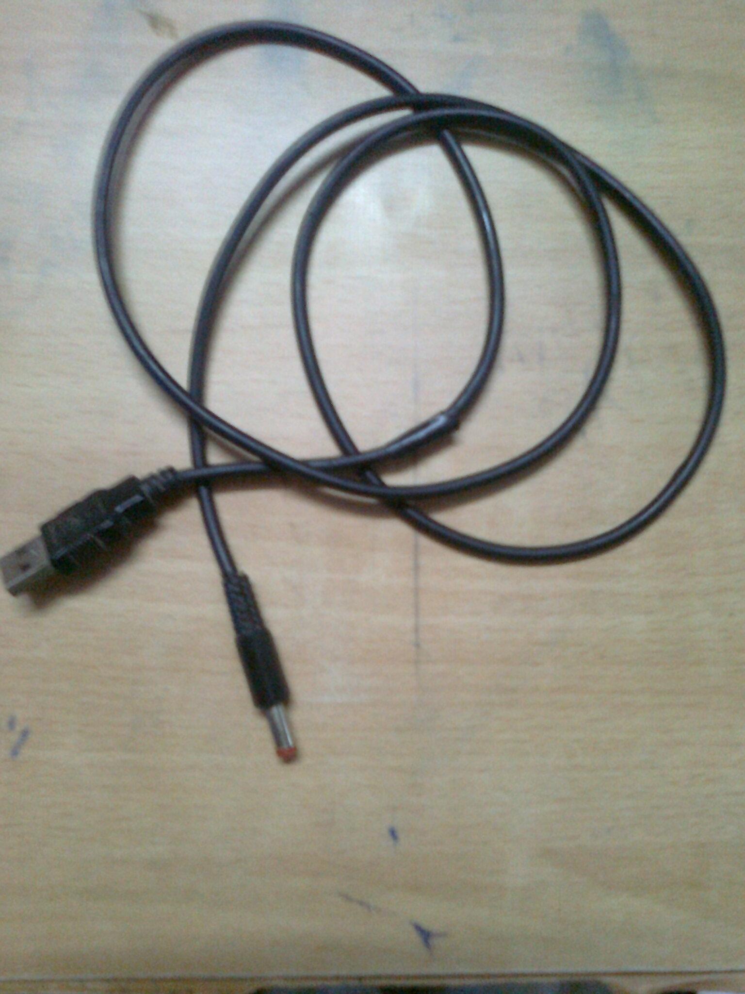 Usb power supply for a Speaker