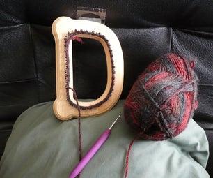Hand Make Sock Knitting Loom