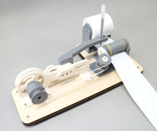3D Printed Linear Motion (MVMT 92)