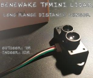 Benewake LiDAR TFmini (Complete Guide)