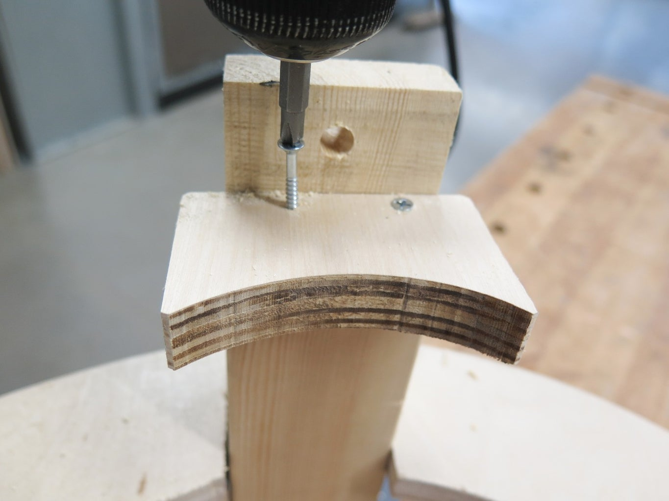 Add Wind Tube Supports