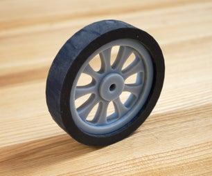 Design and Print a Wheel
