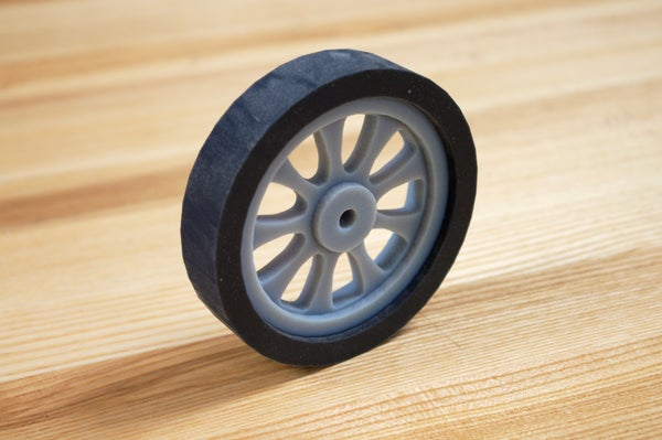 Design and Print a Wheel