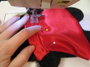 Sewing on the Cape