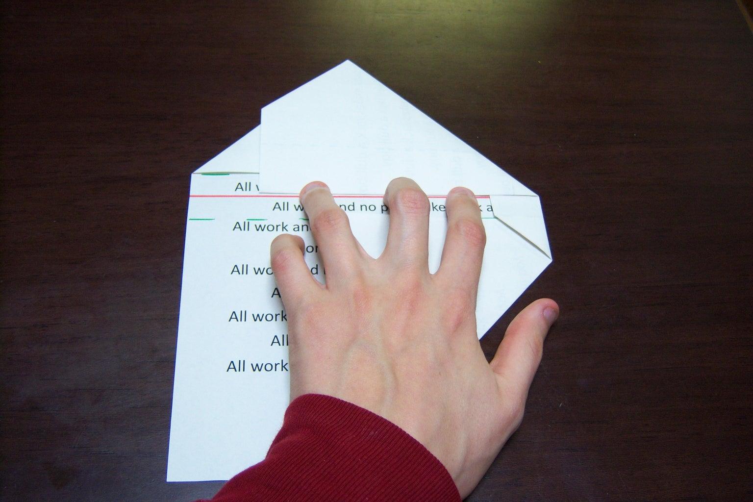 Tertiary Fold