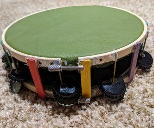 DIY手鼓
