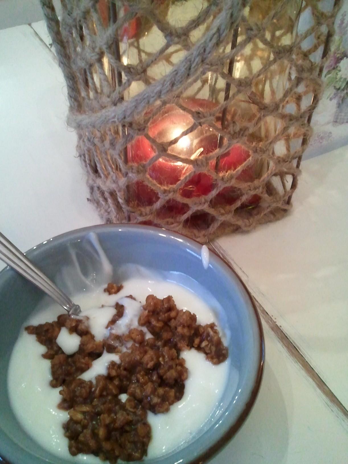 Awsome Caramel Granola