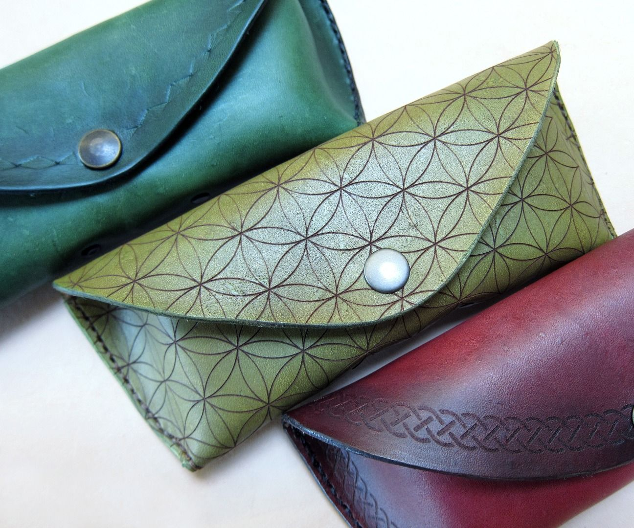 Leather Glasses Cases