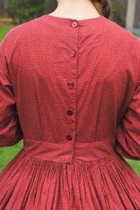 Sewing Your Final Bodice