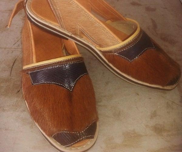 Leather Footwear !
