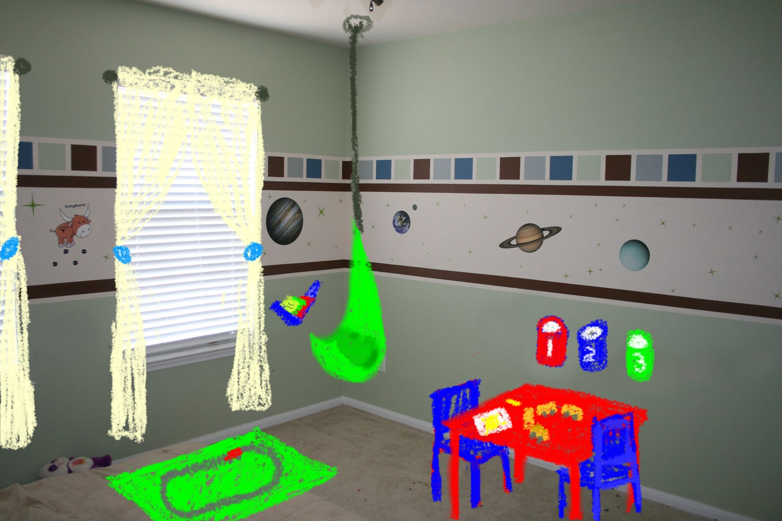 New Room for a Little Man