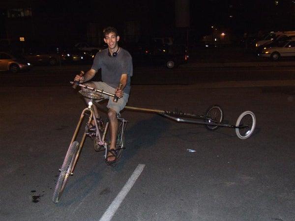 Conduit Bike Trailer