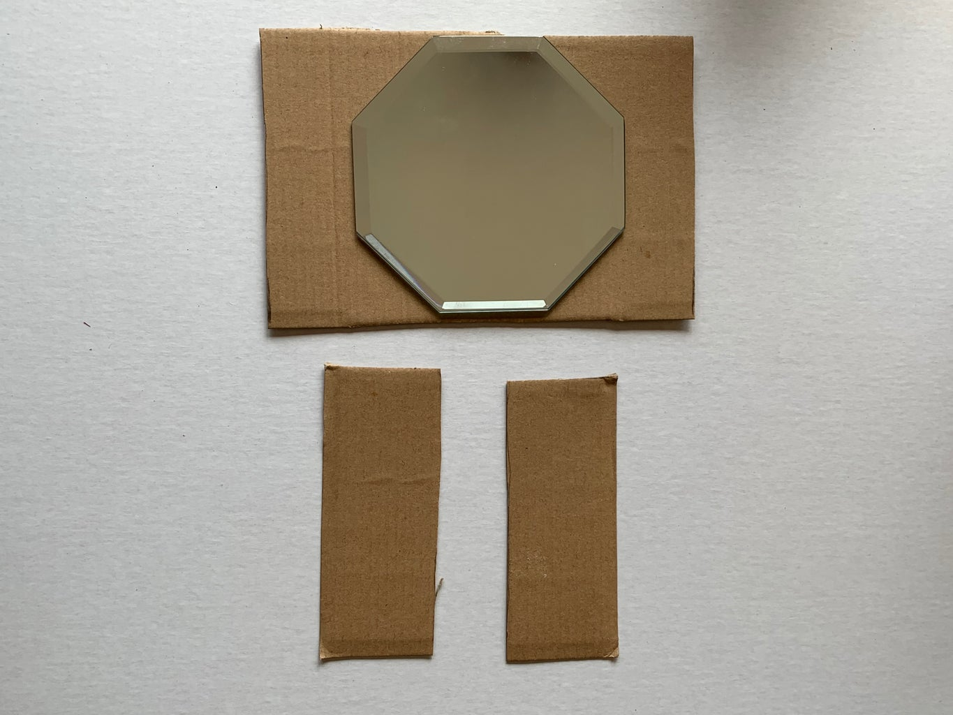 Step 4: Creating the Frame (Part 1)